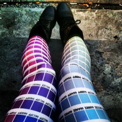 pantone legs from black milk