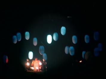 purity ring playing at cabaret tulipe for POP mtl