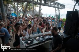 relics from the BPM festival unearthed. that's me, breakin a sweat on the far right!