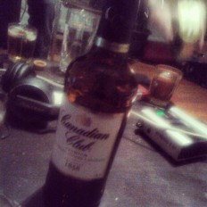 whiskey tuesday. don't even ask me how this happened.