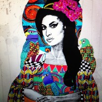 a new paste from my girl miss me, of my favourite lady, amy winehouse.