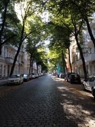 my street in neukolln